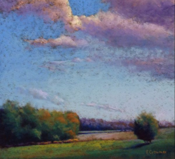 Big Country Sky painting by Betsy Craumer