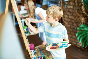 Why Your Child Should Attend Summer Art Camp
