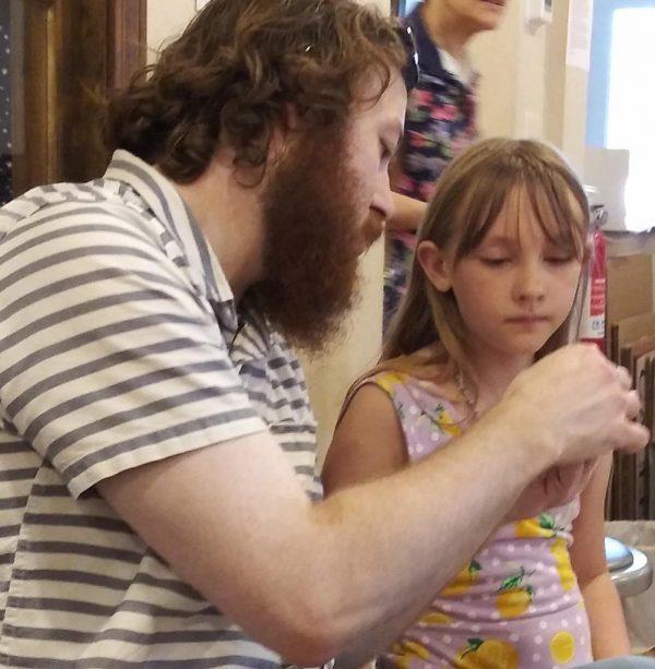 Printmaking Together Summer Art Camp